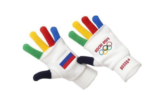 GLOVES SOCHI 2014